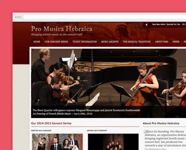 Pro Musica Hebraica
